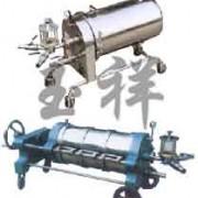 KW250-KW500硅藻土过滤器-河南郑州玉祥机械厂