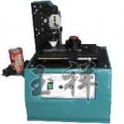 300型台式电动移印机,长板大油杯式移印机