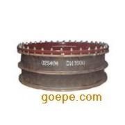 铜陵市S404柔性钢制防水套管蓝峰柔性防水套管