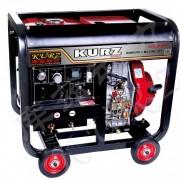 160A柴油发电电焊机一体机