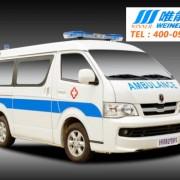 金杯新海狮救护车 监护型