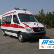 奔驰Sprinter(凌特)324H高顶妇婴型救护车