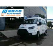 江铃特顺短轴监护救护车,2.8T柴油,5速手挡