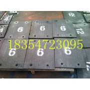 8+6复合双金属堆焊耐磨板 风雨兼程
