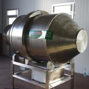 直销全自动式锅巴,鱼丸滚筒式拌料机,304不锈钢材质