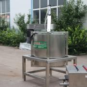 直销全自动蚕豆青豆甩油机  不锈钢材质,匠品制造