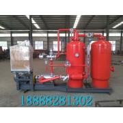 蒸汽冷凝水回收设备回收与不回收的区别