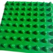 沧州车库绿化阻根板价格/地下室顶板塑料夹层板