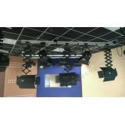 河北演播室灯光设计与安装