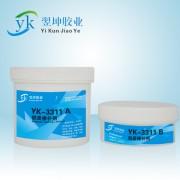翌坤胶业修补剂高强度铝合金修复胶