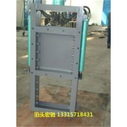 品质保证的 电动插板阀 鄂式阀 腭式卸料阀 轻型节材