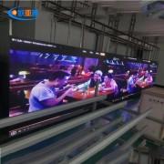p3.91led全彩显示屏 室内led电子屏