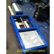 电动插板阀 矿业气动插板阀 手动插板阀 质量可靠