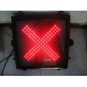车道指示灯 led红叉绿箭头信号灯