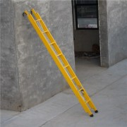 电力工程绝缘梯  绝缘伸缩升降单梯  玻璃钢绝缘升降梯价格