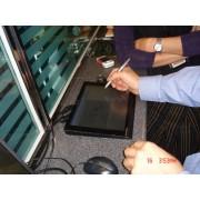 供应金融类网点柜台无纸化业务办理签名10寸电磁签名屏