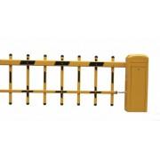 厂家供应栅栏道闸数控变频智能停车场设备