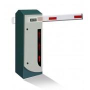 直杆道闸小区出入口智能设备 铝合金直杆道闸优先选择