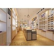 酒泉眼镜店装修、眼镜展柜制作、眼镜店装修效果图