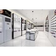 张掖眼镜店装修、眼镜展柜制作加工、眼镜店装修设计
