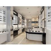武威眼镜店装修、眼镜展柜制作、眼镜店装修效果图