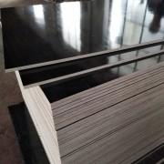 中铁一局专用建筑模板幅面大德州星冠木业