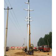 各种型号电力钢杆 直线钢杆 转角钢杆 输电钢杆
