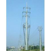 66kv电力钢杆 直线钢杆 转角钢杆 终端钢杆