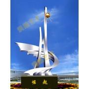 不锈钢雕塑@景德镇不锈钢景观艺术造型雕塑生产厂家