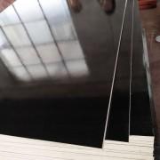 供应石家庄高层建筑覆膜板硬度大德州星冠木业