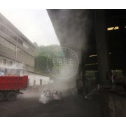 环保冷雾造景--喷雾景观设计-工厂车间降尘降温
