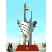 不锈钢雕塑@上饶不锈钢景观艺术造型雕塑生产厂家