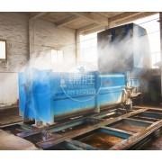 陕西-垃圾站养殖场喷雾消毒除尘降温智能设备直供