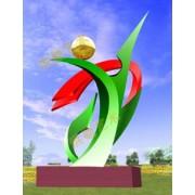 不锈钢雕塑@泰安艺术不锈钢雕塑造型生产厂家
