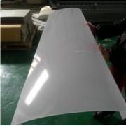 供应国产透明PC片 黑色PC片 磨砂PC片 阻燃PC片