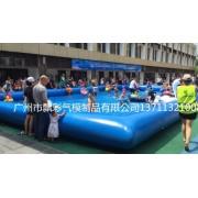 中山充气大型游泳池充气新款水池出租充气新款蹦蹦床