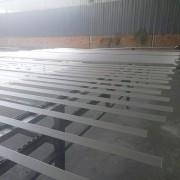 C型钢 槽钢自动喷漆设备 喷漆流水线 喷涂喷塑设备