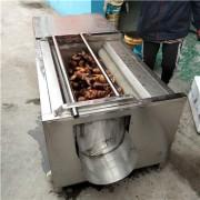 扇贝清洗机 海蛎子清洗机 鱼肉去鳞清洗机