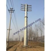 顺通供应钢管杆,电力杆,输电钢管杆,规格齐全