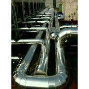 管道保温工程 设备白铁皮保温施工厂家