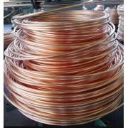 现货空调铜管T2/TP2/C1100紫铜盘管紫铜毛细盘管