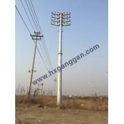 顺通供应10kv电力钢杆,专业制造