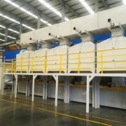 RCO催化燃烧设备 活性炭吸附脱附设备 活性炭环保设备