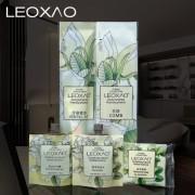 英国LEOXAO品牌星级酒店高端民宿客房一次性用品批发