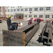 金奥兴钢结构+箱型柱构件