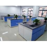 南京厂家直销医用化工厂钢木实验台试剂架实验台操作台