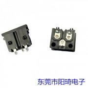 AC电源插座 适配器三眼插座22.8*17.8MM 米老鼠