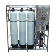 浙江金华水之源0.5T工业反渗透水处理设备