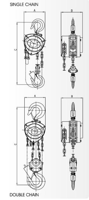 HSZ-A型手拉