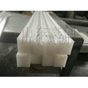 供应输送传送机械塑料链条导轨 灌装机械用耐磨配件 来图加工